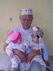 Nurul 13 bulan, Qisthi 9,5 bulan